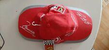 Formel 1 FERRARI SCUDERIA FANARTIKEL Doppel BASECAP 1999-2001 Edition Schumacher