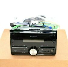 Pioneer FH-S501BT  Double Din Bluetooth In-Dash CD Receiver Free Fast Ship