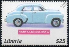 1948-1953 HOLDEN FX (Australia) Mint (MNH) Automobile Car Stamp (2001 Liberia)