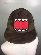 DOMO Kun Domokun Japan ANIME MOVIE cartoon COSTUME Snapback OSFM Hat cap Used