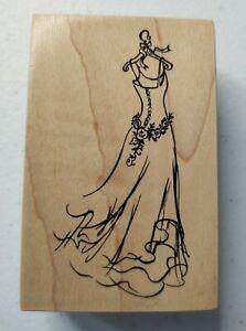 PSX ~ G-3287 Wedding Dress Gown Elegant ~ A4