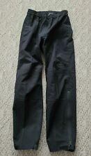 EUC Performance Men's Gore Tex Black Cycling Pants Windproof Waterproof Sz Small