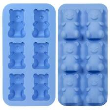Jelly Bear Drinking Shots Silicone Moulds Freezer Ice Cubes Cupcake Mould New