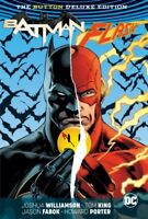 Batman/The Flash : The Button, Hardcover by Williamson, Joshua; King, Tom; Fa...
