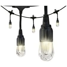 JASCO 31660 Enbrighten Cafe LED Lights, Ideal for patios, gazebos, home accents