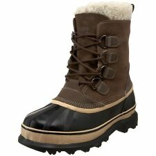 01823c95f393 Northside Back Country Mens Size 9 Brown Leather Snow BOOTS