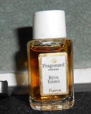 Fragonard Grasse Reve Indien Parfum Miniature 2ml True Perfume Fragrance Vanity