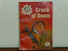 """World War Two in Pictures,(CONFLICT)No.175,""""CRACK OF DOOM"""" 1965   (K)"""