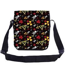 Weiche Herren-Messengertaschen/- Schultertaschen aus Segeltuch
