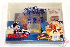 Stationery Set Accessoires Goodies Street Fighter II Turbo [JAP] Bandai 1993 NEW