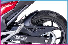 6038j Puig Parafango posteriore Nero opaco Honda 700 NC S 2012-2014