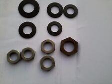 set dadi  e rondelle armoniche per motore ducati 250 350 450