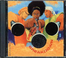 Critical Breakdown by Various Artists (CD, 2001, American Friends)
