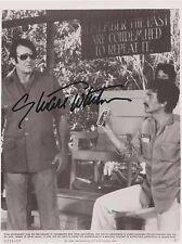 Stuart Whitman  Autograph , Hand Signed Photo