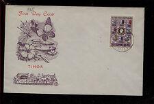 Timor  nice  cachet   cover               MS1003
