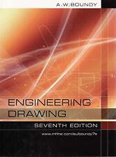 Engineering Drawing + Sketchbook by Albert Boundy (Paperback, 2007)