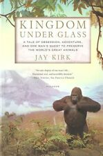 KIRK JAY SAFARI TAXIDERMY BOOK KINGDOM UNDER GLASS CARL AKELEY ADVENTURE bargain
