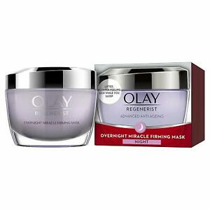 Olay Regenerist Overnight Miracle Anti-Ageing Firming Mask,50 ml OFFER END 20-11