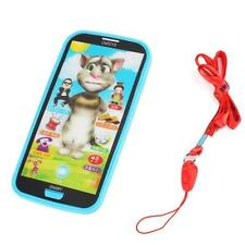 Simulator Music Toy Cell Phone Touch Screen Educational Learning Child Kids Gift