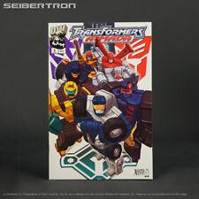 Transformers ARMADA #5 Dreamwave Comics DW 2002 (W) Sarracini (A/CA) Raiz