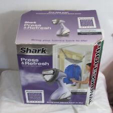 Shark Portable Press & Refresh Garment Steam Care System complete