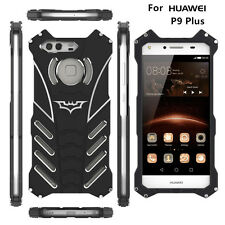 Brand New R-JUST Batman Metal Aluminum Shockproof Case Cover For HUAWEI P9 PLUS