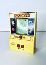 Pac-Man Handheld Mini Arcade Pacman Video Game Bandai Namco Toy Mint Condition