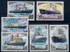 (W1082) USSR / RUSSIA, 1978, SHIPS, MI 4804/09, SET, MNH/UM, SEE SCAN