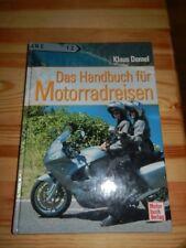 Motorrad Reise Buch Enduro GS Urlaub BMW Tour Reise Ratgeber