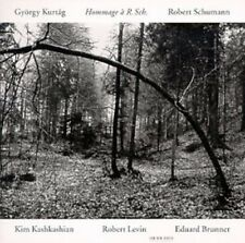 Kim Kashkashian - Hommage a R. SCH [New CD]