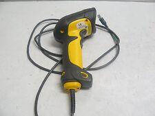 Symbol Ls3408-Fz20005R Logic Scanner Only Yellow / Twilight Black Quick Start