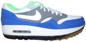 2013 Nike Hyper Blue Air Max 1 (Size 13) 537383-114 Read Description