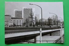 Sachsen AK Dresden 1960er Hochstraße am Hauptbahnhof Hochhäuser Architektur +++