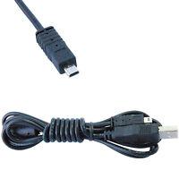 USB Cable Cord for Sony Alpha / Cyber-shot DSC-S DSC-W Series Digital Camera
