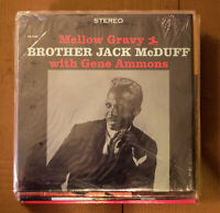 Brother Jack McDuff LP Prestige 7228 Gene Ammons Shrink VG+ VG soul jazz