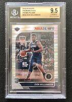 2019-20 NBA Hoops Premium Zion Williamson Pulsar RC BGS 9.5 GEM MINT**PSA 10?**