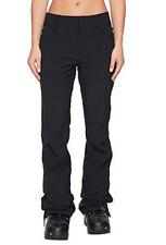 Roxy Women's Creek Snow Pants, Softshell Ski Snowboard, Size L, Inseam 32.5, NWT