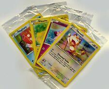 Pokemon 20th Anniversary Toys R Us Promo Magikarp Pikachu Meowth Clefairy SEALED