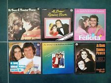 Al Bano & Romina Power - Single Sammlung / 6 x  7inch Single