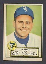 1952 Topps #70 Al Zarilla EX