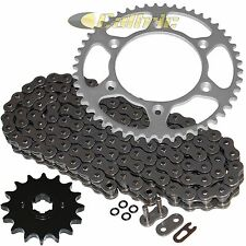 O-Ring Drive Chain & Sprockets Kit Fits KTM 520MXC 520 MXC Racing 2001 2002 STEE