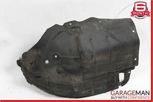 14-17 Maserati Ghibli Front Left Wheel Fender Splash Dust Guard Liner Shield OEM