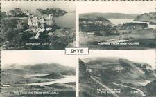 Isle Of Skye  4 views  Real Photo Valentines 1963