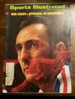 Sports Illustrated - Bob Cousy - January 26, 1970 -(M17A)