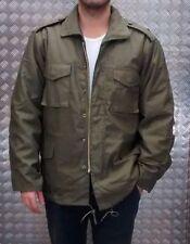 Cappotti e giacche da uomo verde militare