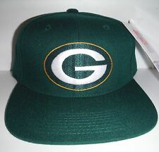 GREEN BAY PACKERS SPORTS SPECIALTIES 90'S VINTAGE NEW HAT FITTED CAP SIZE 7 1/4