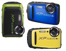 FujiFilm XP90 Water/Shock/Dust/Freeze Proof Wi-Fi FHD 16MP Digital Camera