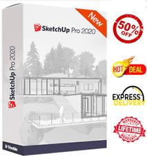 SketchUp Pro 2020 ✅ Full Version For Win ✅ Lifetime License ✔️Full version 🔥