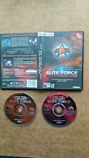 Star Trek Voyager-Elite Force PC plus Expansion Pack-Original Releases