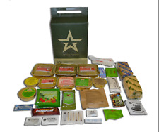Real Military Russian Army Soldier Food Emergency Ration Daily Pack MRE IRP